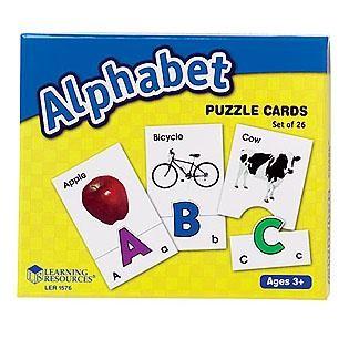 Puzzle alfabeto