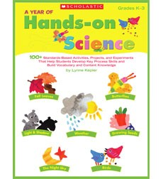 A year hands on science.