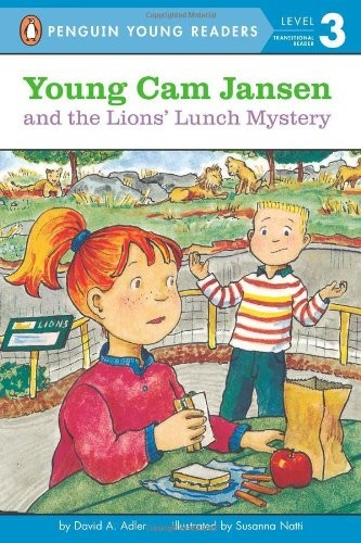 Cam Jansen and the lion's lunch mystery