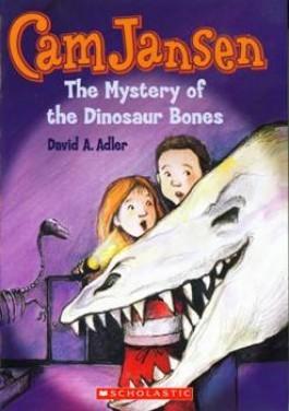 CamJanSen The mystery of the dinosaur bones