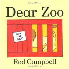 Dear zoo hard cover
