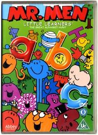 Mr Men Little Learners: The big alphabet hunt