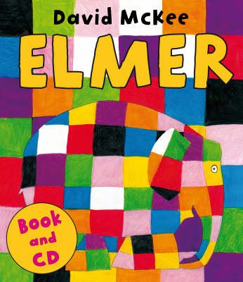Elmer book and cd