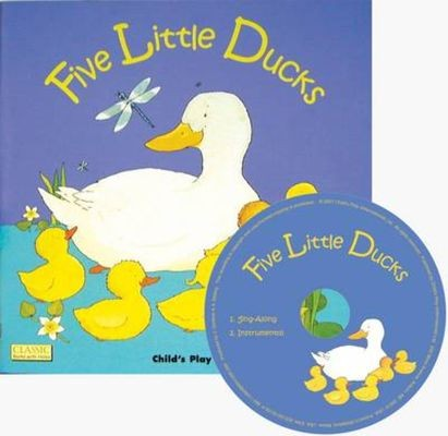 Five little ducks + CD