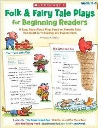 Folk & Fairy Tales Plays for Beginning Readers