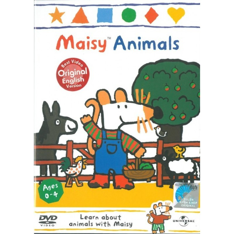 Maisy animals