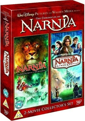Chronicles of Narnia 2 dvd set.