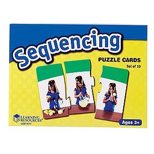 Puzzle de secuencias