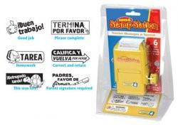 Set de sellos en español