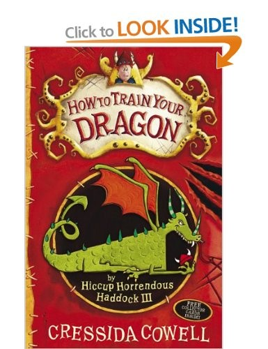 How to train your dragon.