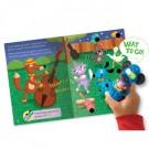 Hot dots interactive books
