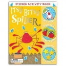 Incy wincy spider activity book.