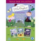 Ben and Holly little kingdom triple pack