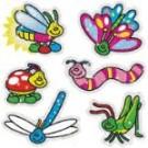 Bugs dazzle