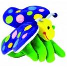 Butterfly hand puppet