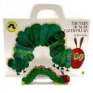 The very hungry caterpillar big board book + plush