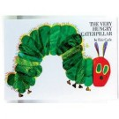 The very hungry caterpillar mini book.