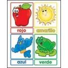 Colores y figuras español