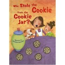 Who stole the cookies from the cookie jar? touch book