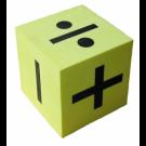 Dados con operadores matemáticos