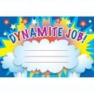 Dynamite Job Award