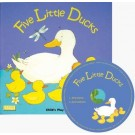 Five little ducks + CD