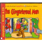 The Gingerbread Man: libro + CD