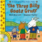 Three billy goats gruff flip-up book and cd
