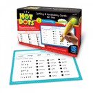 Hot Dots Spelling & Vocabulary Cards: Set One