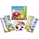 Insey Winsey spider board game.