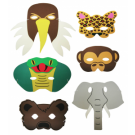 Jungle masks