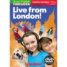 Live from london timesaver with dvd