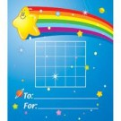 Rainbow star mini incentive charts