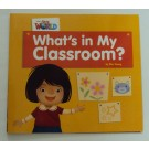 What's in my classroom? big book