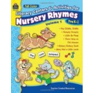 Nursery Rhymes Literacy Centers volume 1