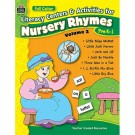 Nursery Rhymes Literacy Centers volume 2
