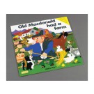 Old mcdonald had a farm big book