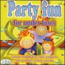Party fun for under fives