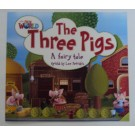 The three pigs big book