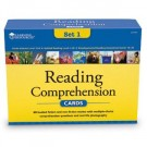 Reading Comprenhension card set 1