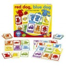 Red dog, blue dog