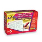 Hot dots reading comprehension set 5