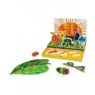 The very hungry caterpillar stage and play