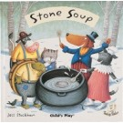Stone soup flip up book.