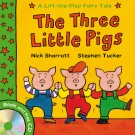 The Three Little Pigs (libro y CD)