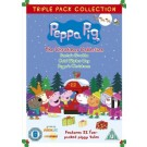 Peppa pig Triple pack Christmas collection